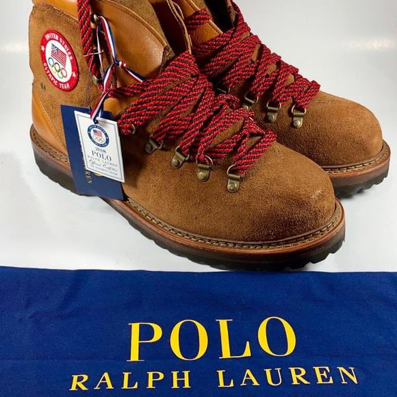 Usa Polo Ralph Lauren Boots